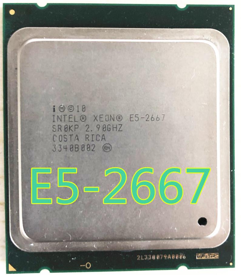 Intel Xeon E5 2667 (superior al Ryzen 5 1500X)