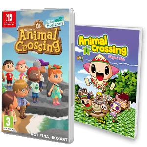 GRATIS Manga Animal Crossing con la reserva de su juego (Animal Crossing: New Horizons)