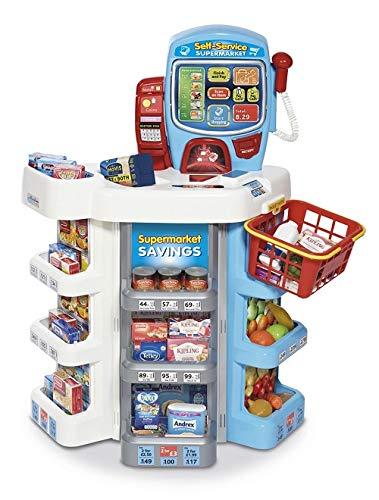 Mini Caja Mostrador Juguete Supermercado (COMO NUEVO)