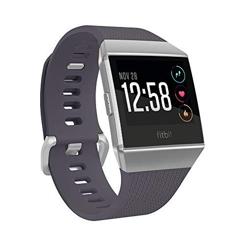 Fitbit Ionic, El Smartwatch Deportivo, Azulado/Gris Plateado