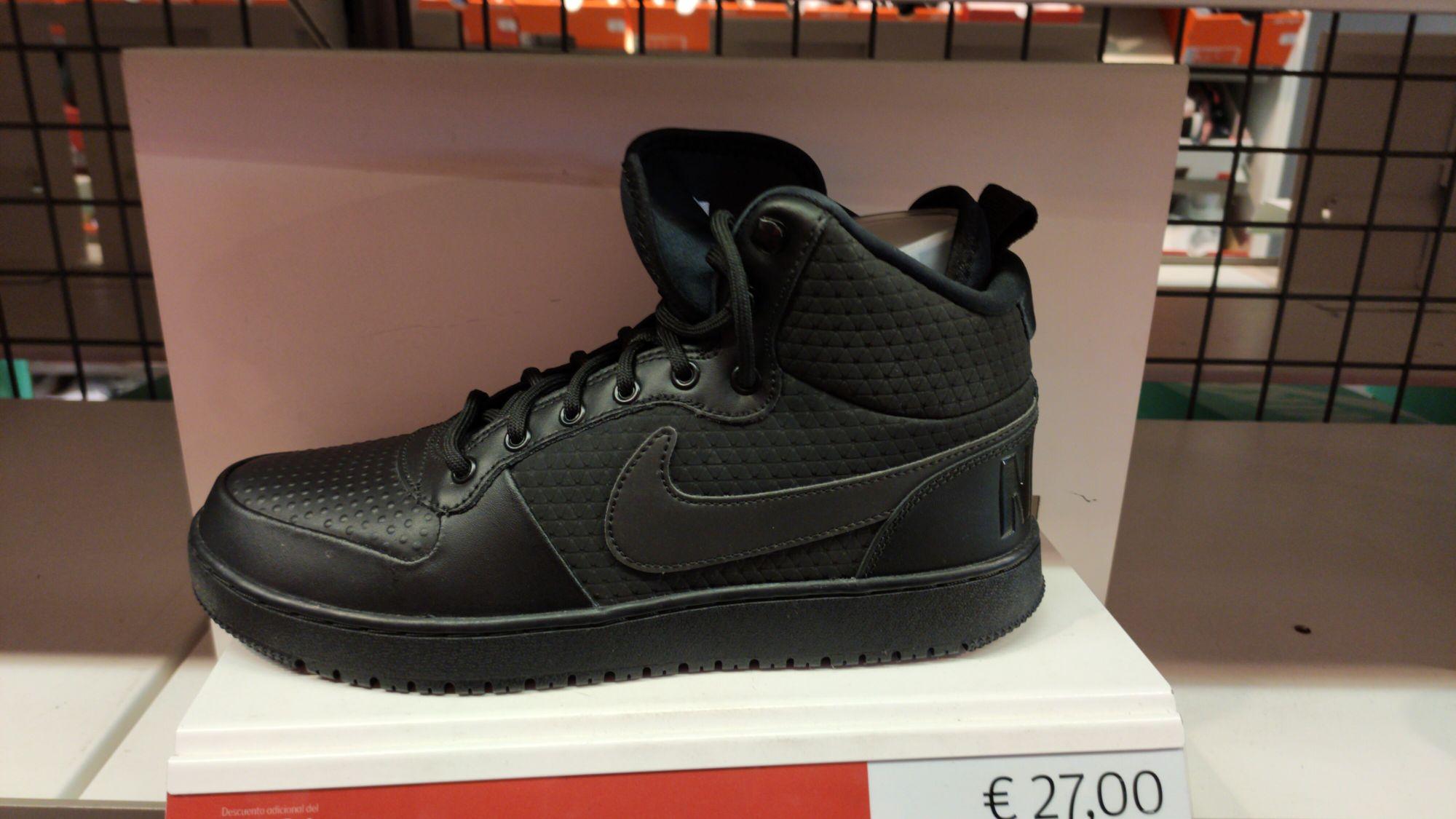 Nike court borough mid (Tienda física Murcia)
