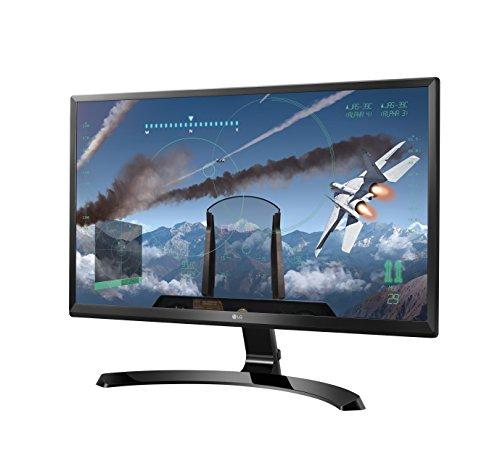 LG 27UD58-B - Monitor Serie 4K de 69 cm 27 pulgadas, 4K Ultra HD, IPS,