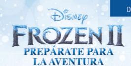 Puzzles Frozen por 3,99€