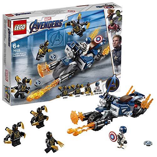 LEGO Super Heroes - Capitán América