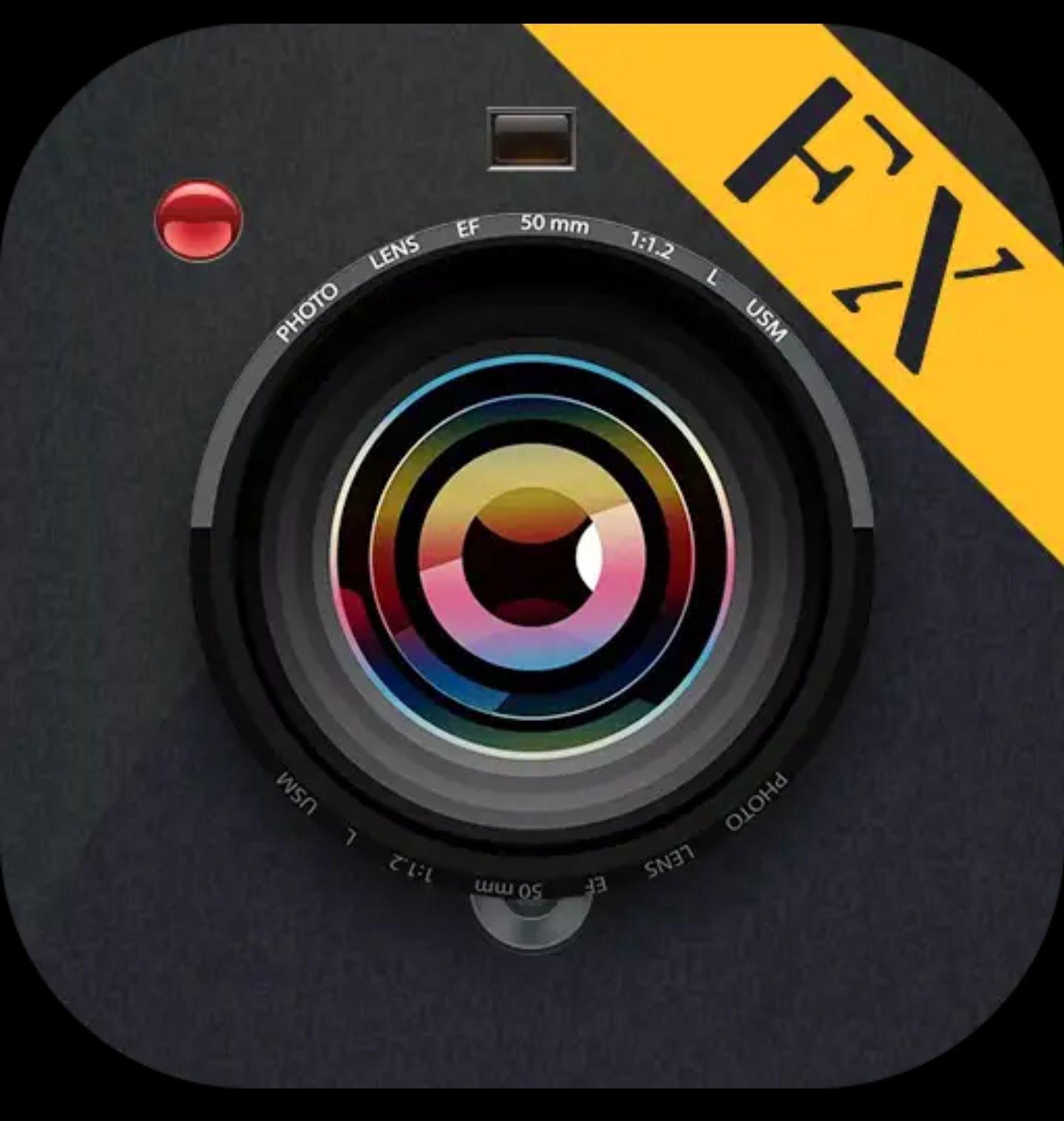"App Android ""Fx Camera Studio"""