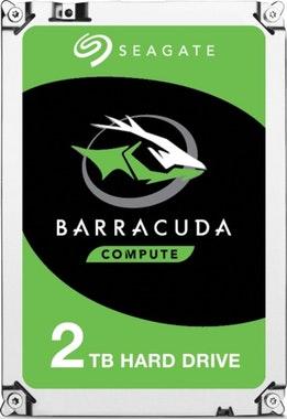Disco duro interno Seagate Barracuda 2TB 7200 rpm
