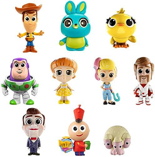 10X figuras Toy Story 4 solo 13.9€