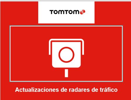 Actualizacion oficial de radares de trafico premium, solo 48 horas, 3 meses de actualización.