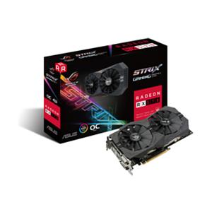 RX 570 ASUS Strix 4GB