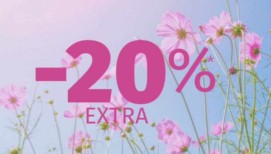 ZACARIS: 20% de descuento Extra