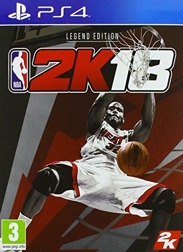 NBA 2K18 PS4 - Edicion Legenda