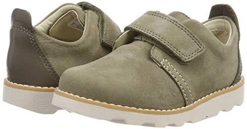 TALLA 21 - Clarks Crown Park T, Zapatos para Niños