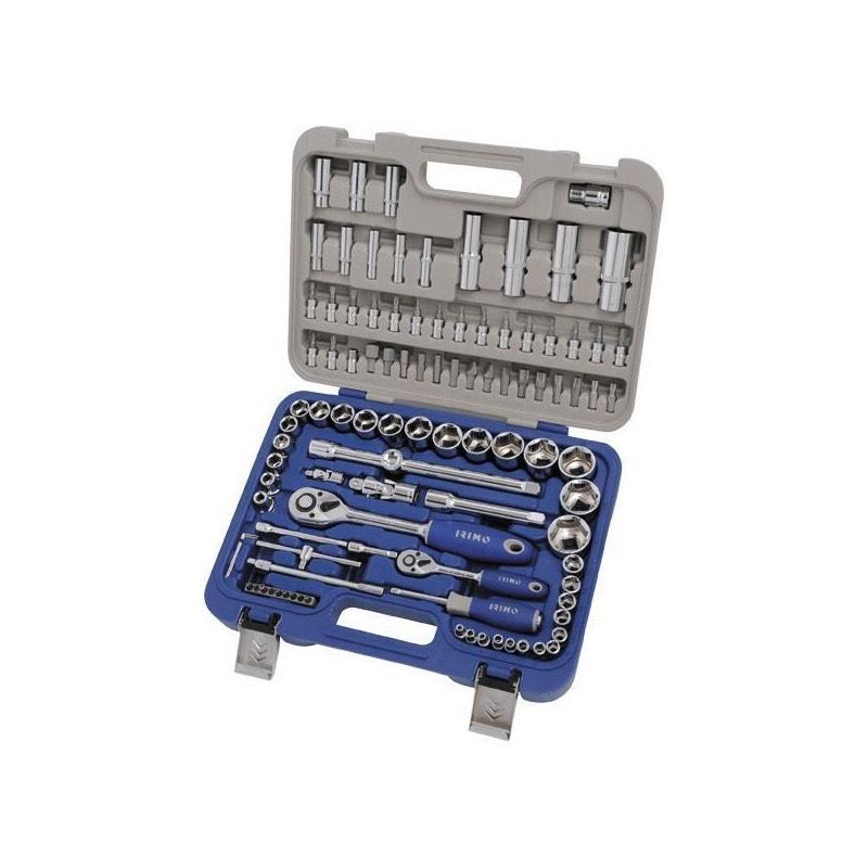 Maletín herramientas Irimo 101 piezas.