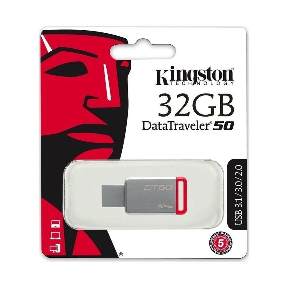 Pendrive 32GB Kingston, USB 3,0 (Envío desde España)