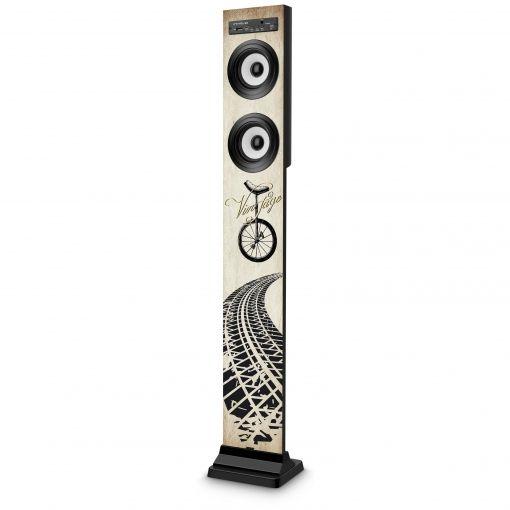 Torre de Sonido Innova Wireless FM TW/BFM9VINT - Vintage