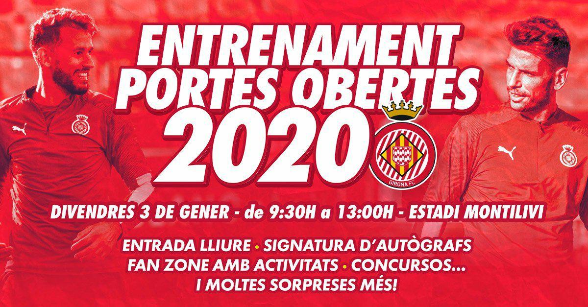 Fotos, autógrafos y muchas sorpresas más, GRATIS para TODOS Girona FC