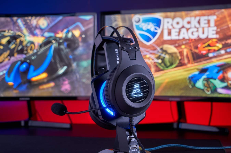 The G-Lab (KORP Chromium) - Auriculares Gaming de Alto Rendimiento