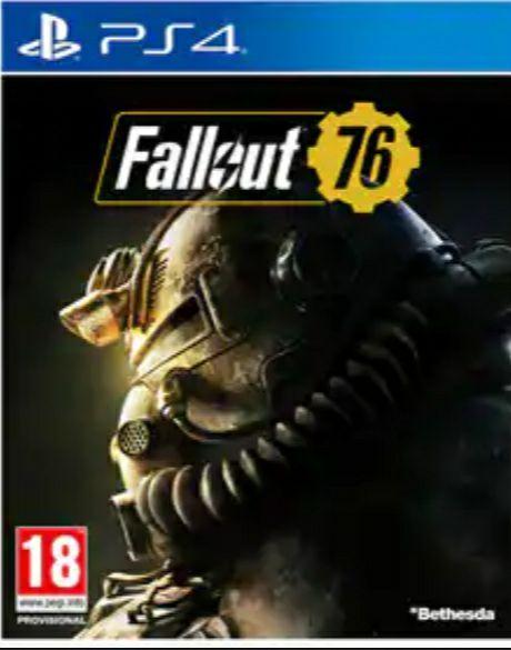 Fallout 76 para PS4 (Alcampo)