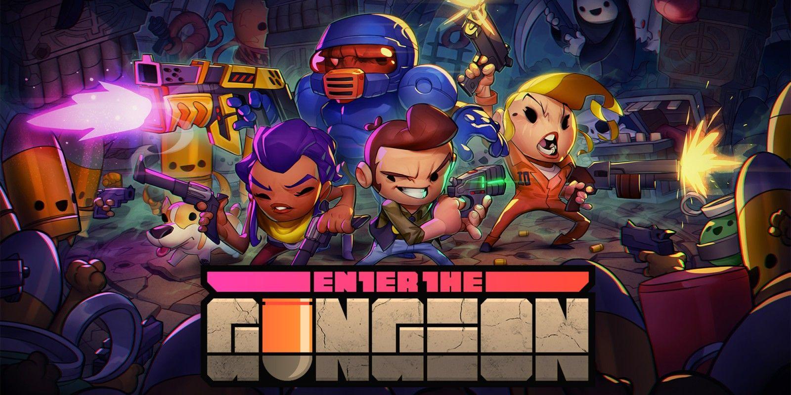 Enter the Gungeon para Nintendo Switch