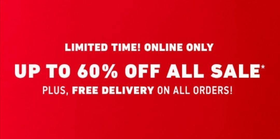 Hollister hasta el 60% con envio gratuito