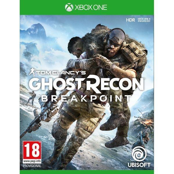 Ghost Recon Breakpoint (Xbox, Físico, Alcampo)