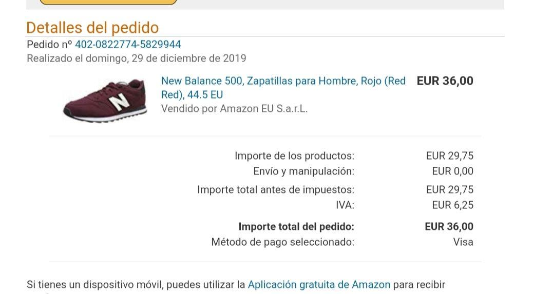 Zapatillas New Balance 500