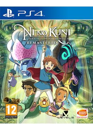 Ni No Kuni: La ira de la bruja blanca Remastered (PS4)