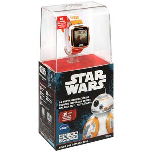 Reloj inteligente infantil BB-8 con cámara de fotos y video