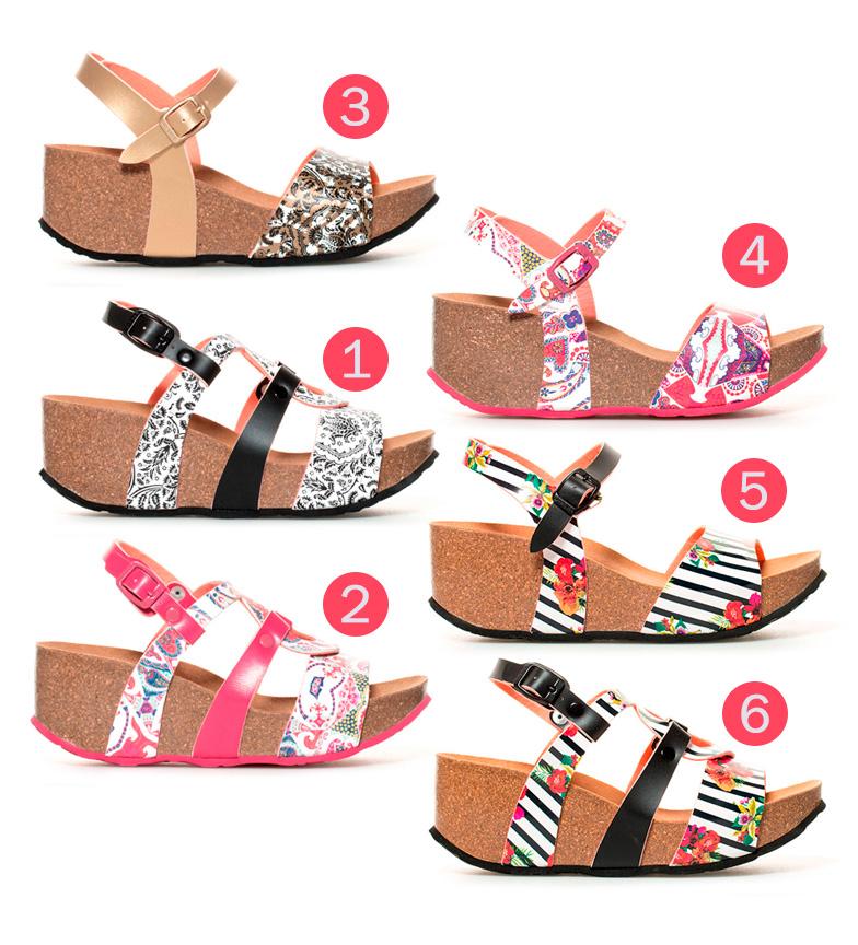 Sandalias para chica Desigual