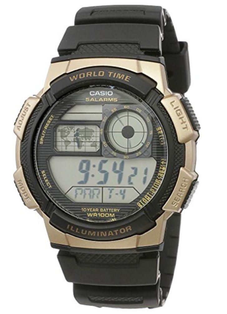 Reloj casio Modelo AE-1000W-1BVEF