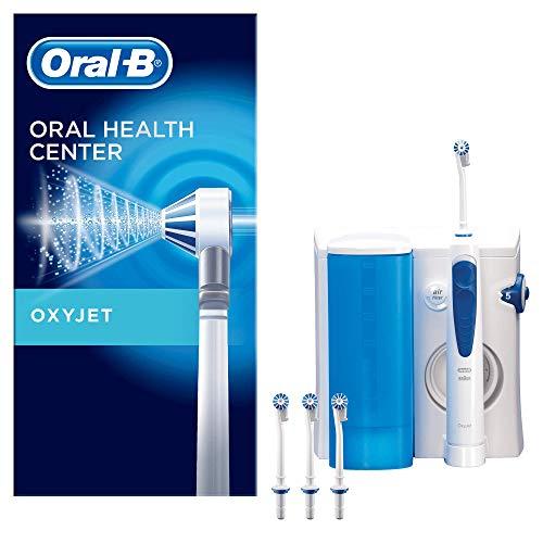 Oral-B Oxyjet con 4 cabezales