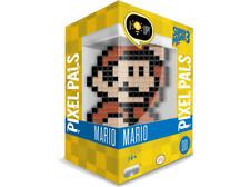 Lámparas Pixel Pals de Mario, Zelda, Street Fighter, Superman, Mortal Kombat, DC Comics, etc por sólo 7,90€
