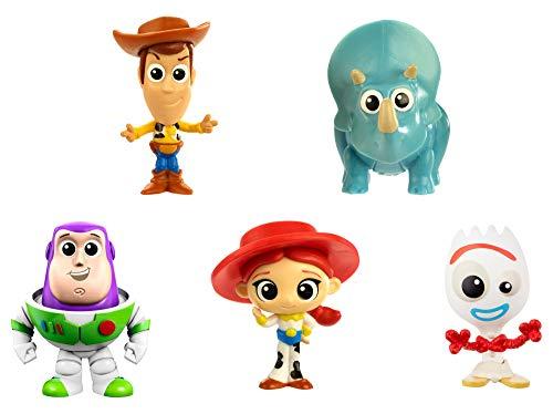 Disney - Toy Story, 4 Pack de 5 Mini Figuras de la Película