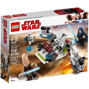 LEGO: Pack de combate: Jedi™ y soldados clon