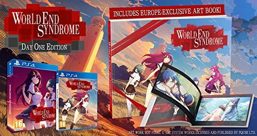 World End Syndrome - Edición especial con artbook PS4