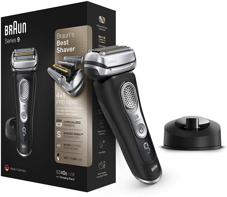 Afeitadora braun serie 9 (Reaco)