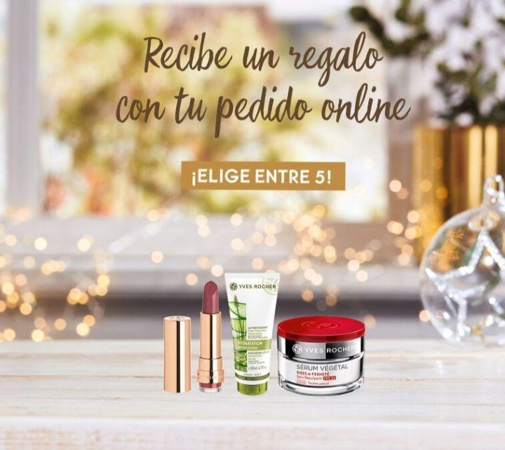 5€ de descuento ives Rocher solo compra online