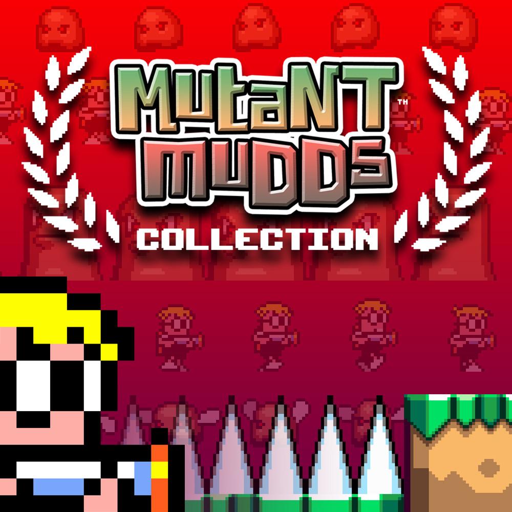 Mutant Mudds Collection (Switch) - Nintendo eShop