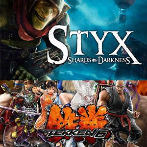 Gratis: Tekken 6 y Styx: Shards of Darkness (Games with Gold)
