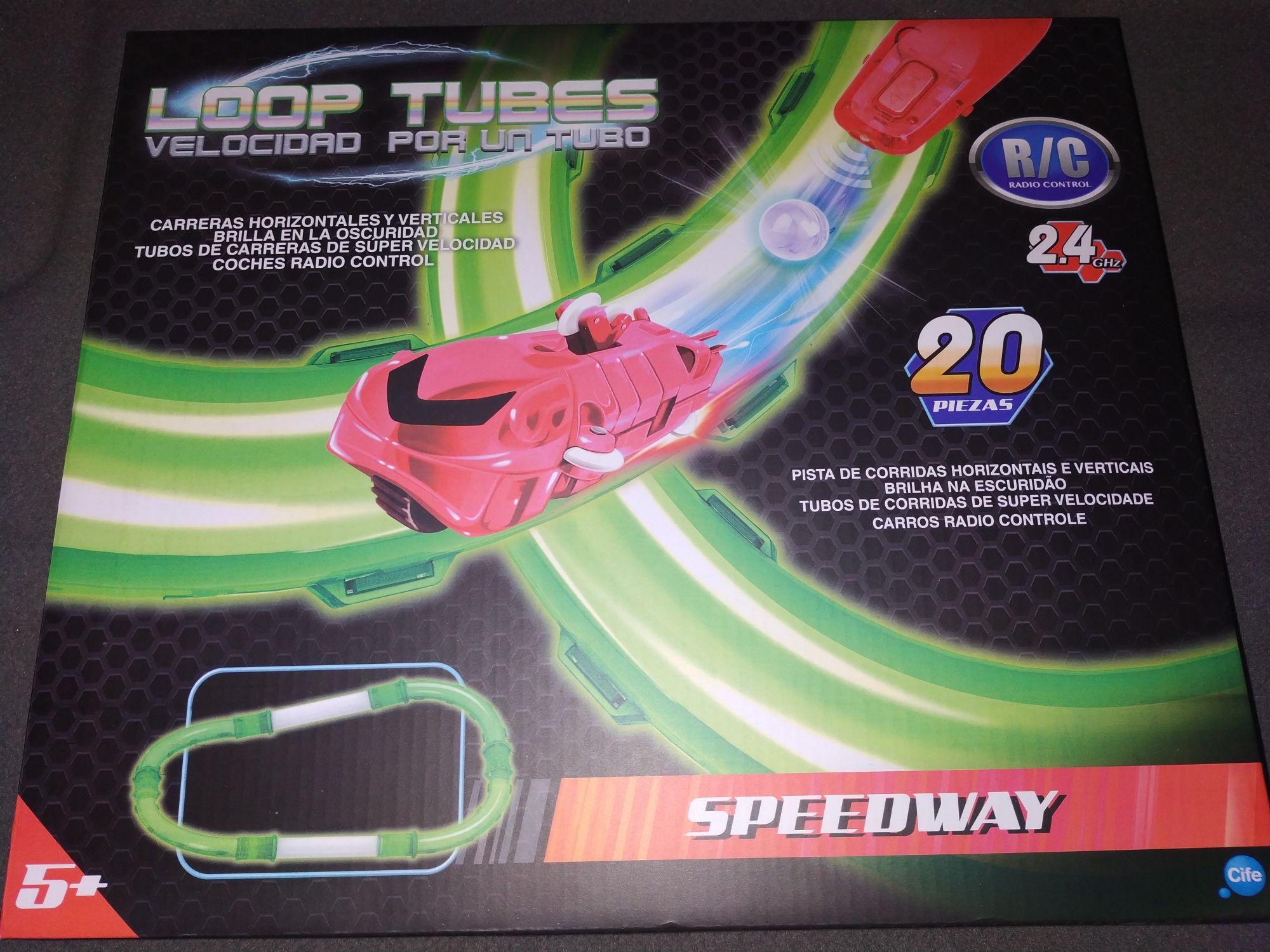 Loop Tubes