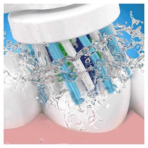Oral-B CrossAction Cabezal de Recambio 8+2 uds. Extra