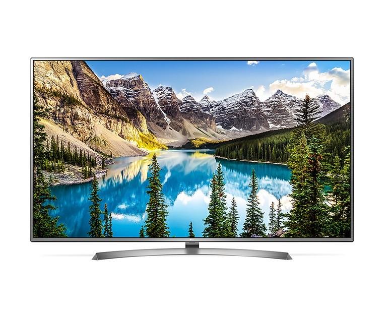"""TV de 70"""" de LG UJ675V"""