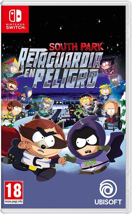 South Park: Retaguardia en Peligro (Nintendo Switch, digital)