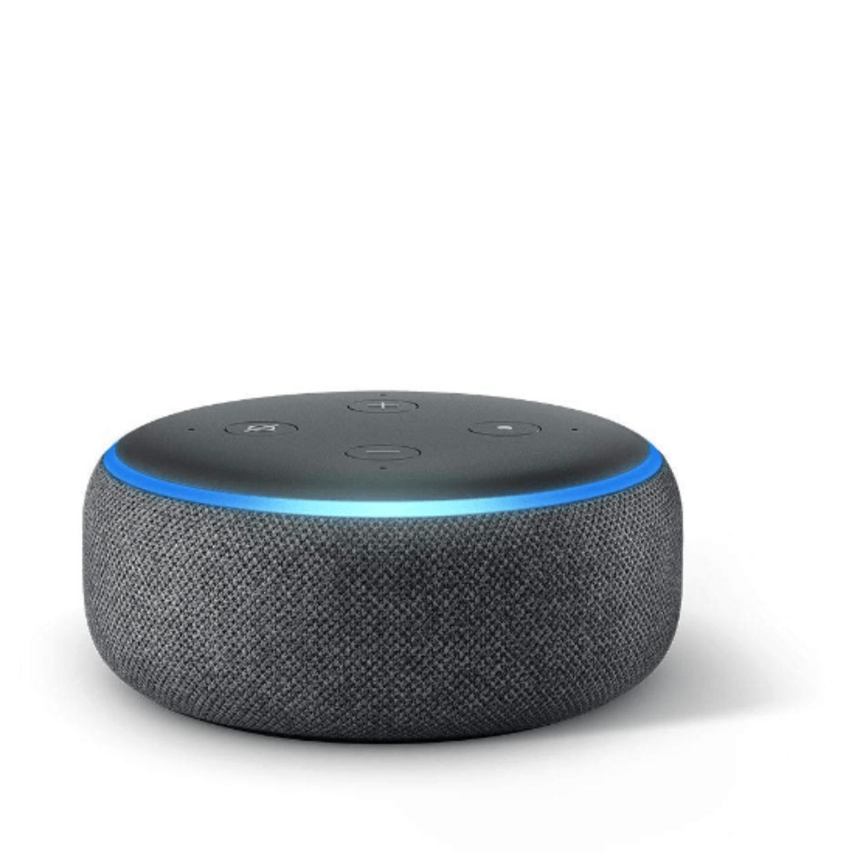Amazon echo dot 3 generacion 19,00€