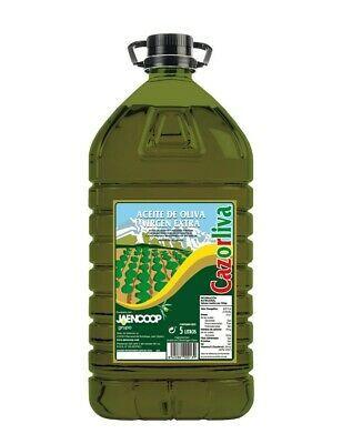 Aceite de oliva virgen extra de Jaén 15 litros