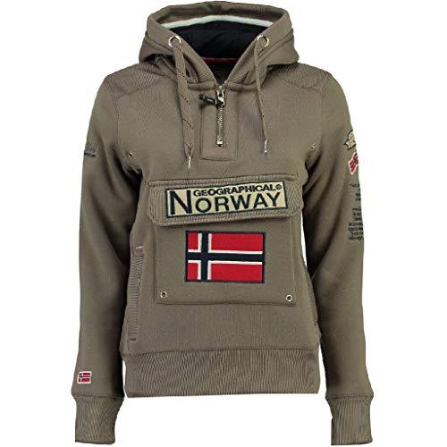 Geographical Norway Sudadera Mujer GYMCLASS B