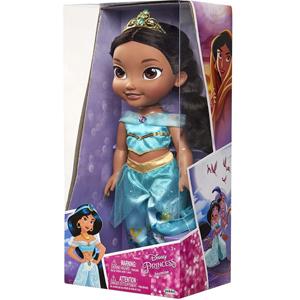 Muñeca Jasmine, articulada y sonido, 35cm (AlCampo)