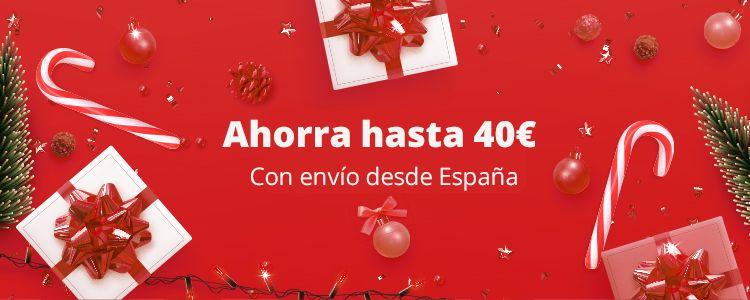 30 euros descuento Aliexpres PLAZA(cupones año nuevo)
