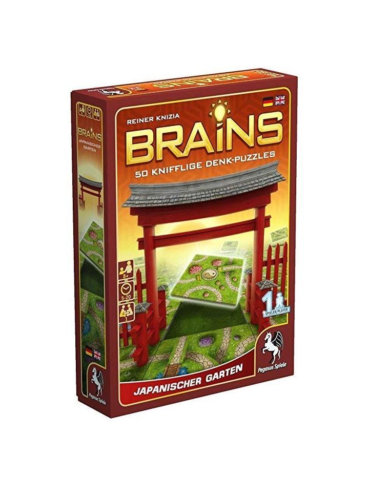 Brains: Jardín Japonés (Juego de Mesa)