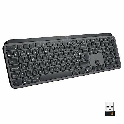 Teclado Logitech MX Keys QWERTY Español